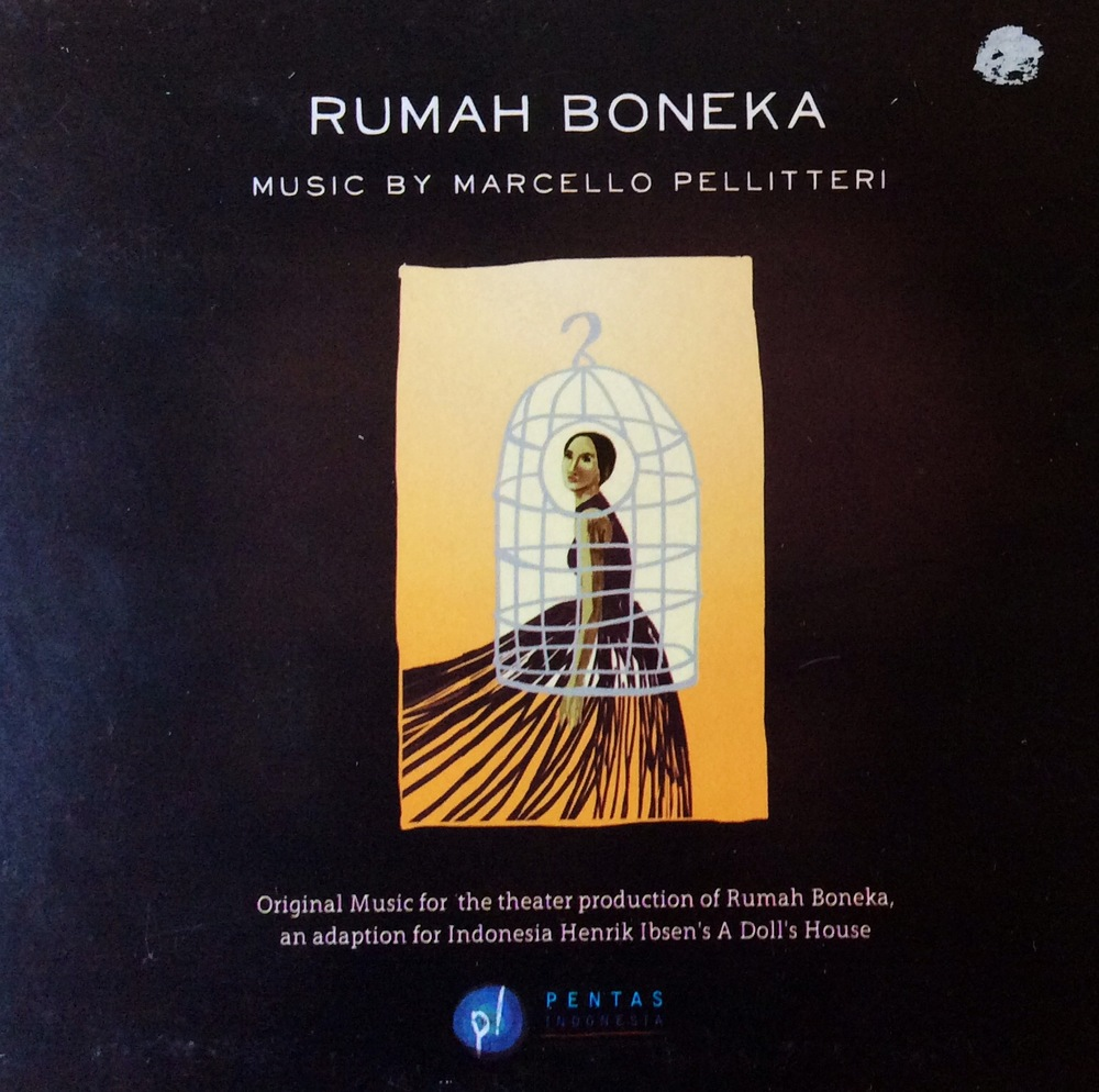 Music I wrote for the theater play Rumah Boneka, an Indonesian adaptation of Henrik Ibsen's  A Doll's House.  (2012)