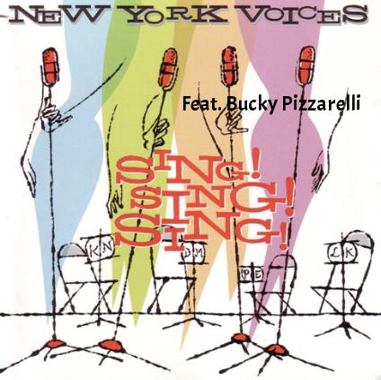 Featuring Bucky Pizzarelli