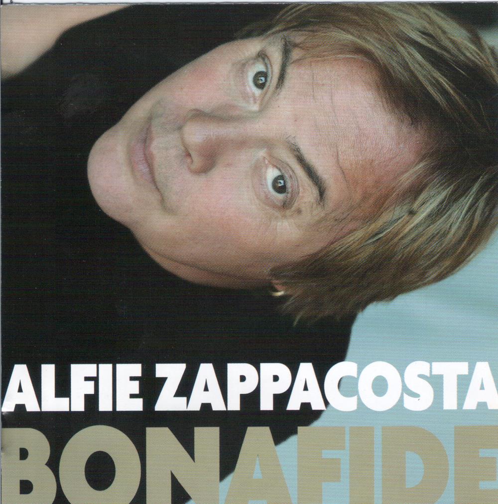 Alfie Zappacosta Bonafide