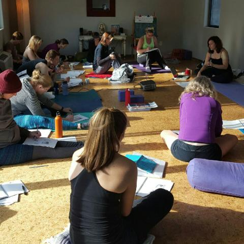 Rooted Gypsy Farms - Yoga Teacher Training