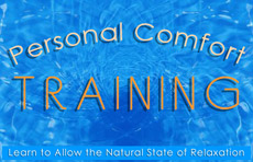 Personal Comfort Training Hypnotic Relaxation Audio MP3