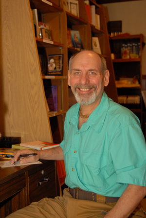 author, Steven jacobson