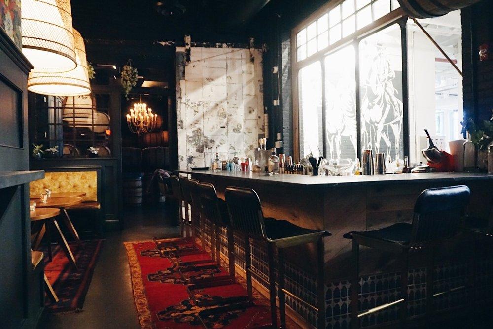 bully boy distillers' tasting room