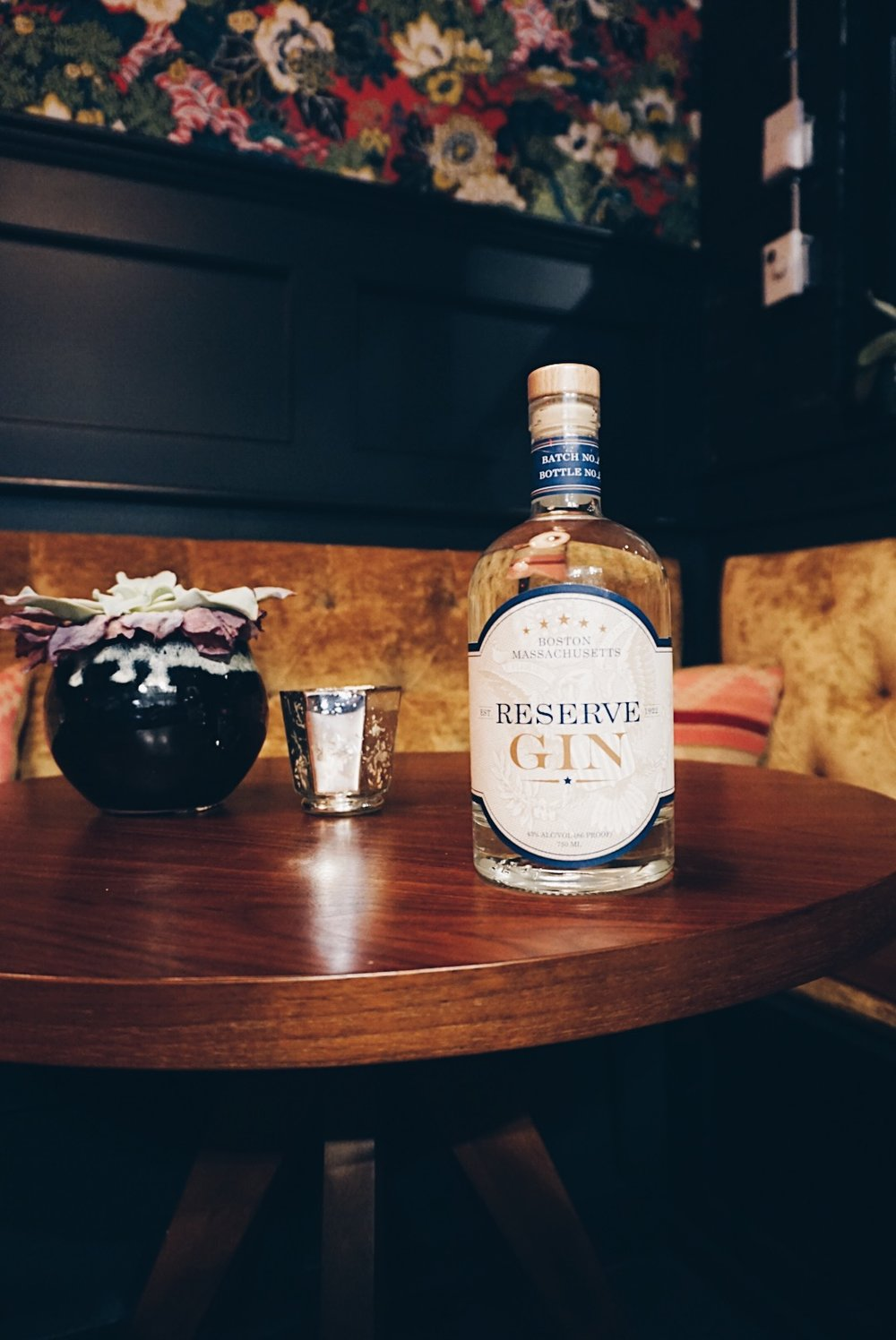 the reserve gin