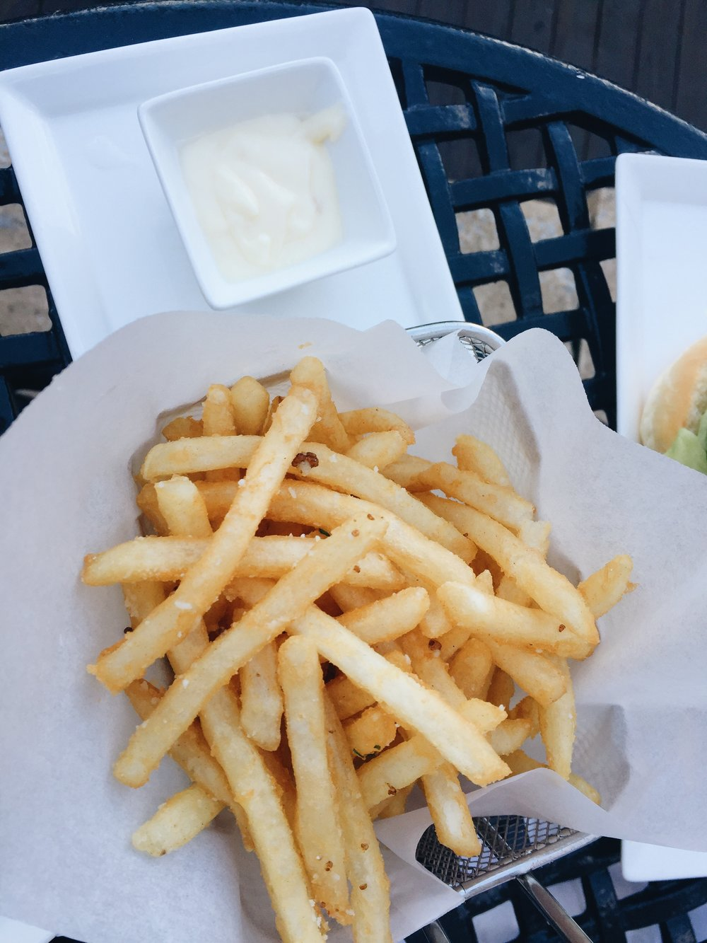 To die for Truffle Fries