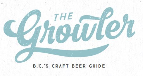 Click on THE GROWLER for the latest BC Craft Beer News