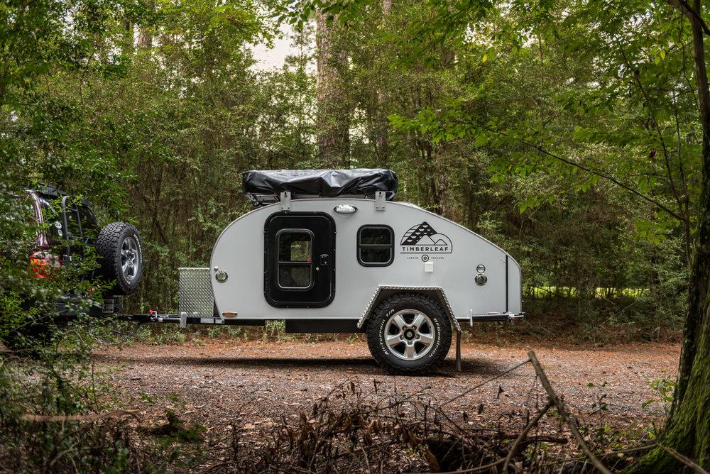 Offroad Teardrop Camping Trailer
