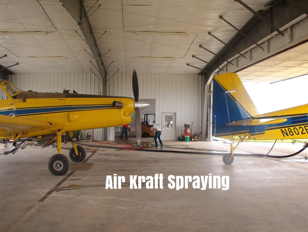 Air Kraft Spraying, Inc - Crop Dusting and Services Timber Lake, SD (605) 865-3500
