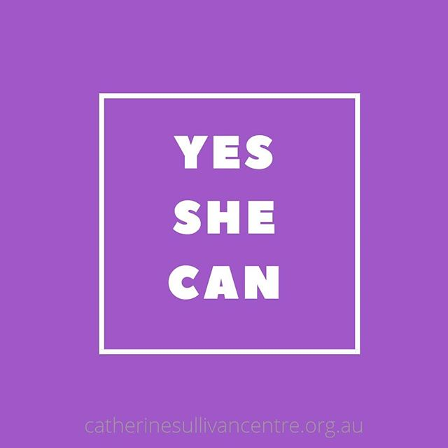 Happy International Women's Day! Catherine Sullivan Centre would not be what it is today without the amazing work of a lot of incredible women, and the men who have supported them. #IWD2018 #IWD #InternationalWomensDay #PressForProgress #thefutureisfemale #hearinglosswontstopme