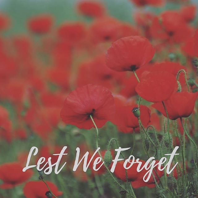 Lest We Forget  #anzac #anzacday #anzacs #lestweforget