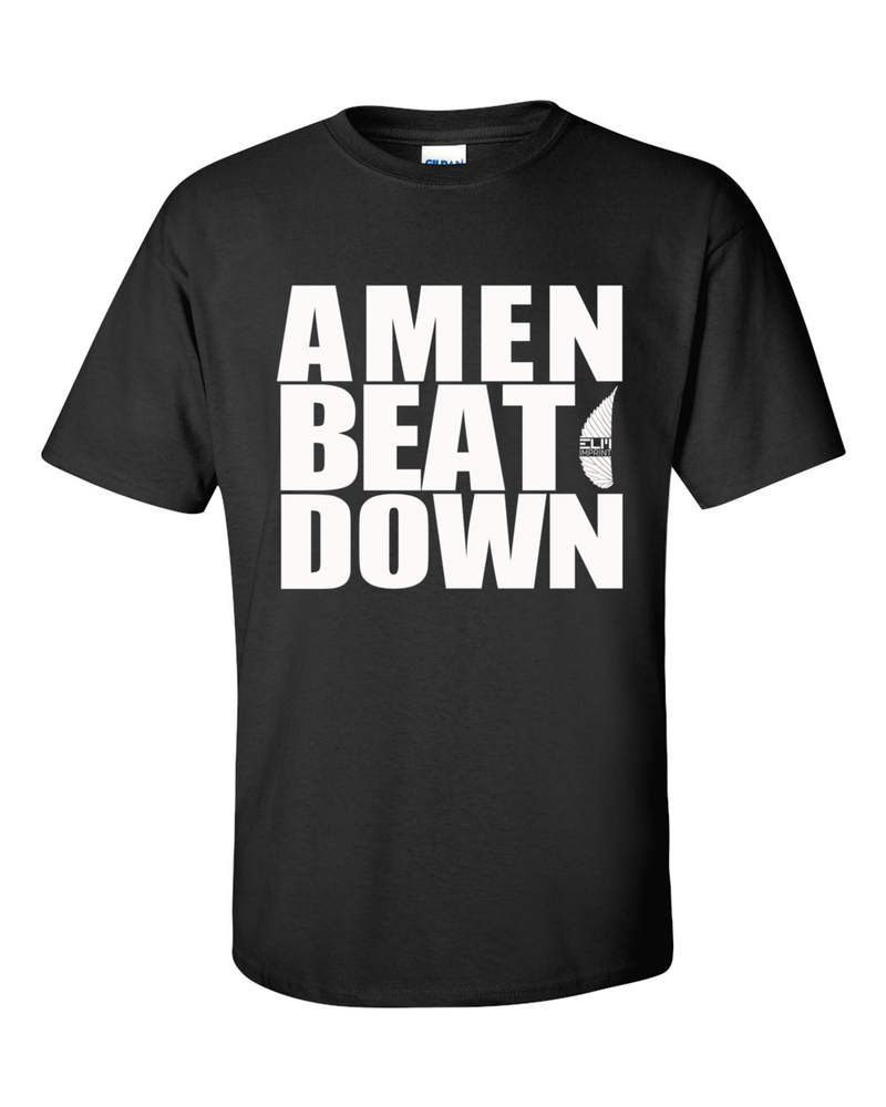 Amen Beat Down White