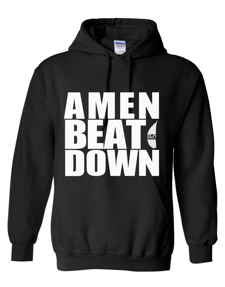 Amen Beat Down Pullover