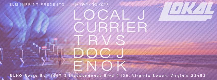 5/19/17 (Virginia Beach, VA) Lokal