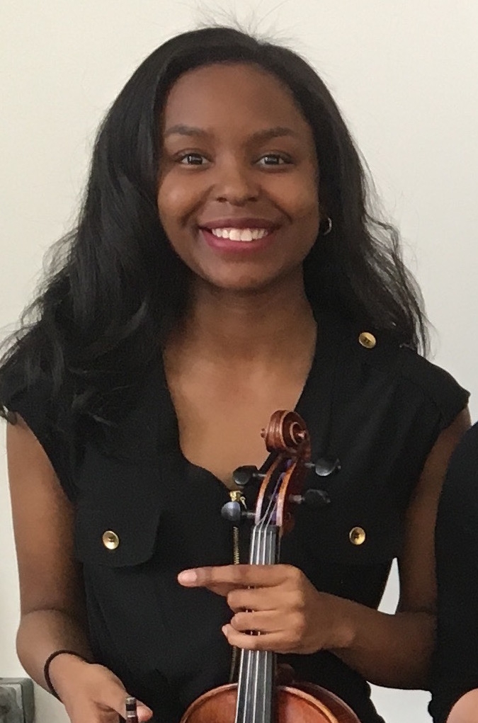 Shannon Lanier, violin, Temple University