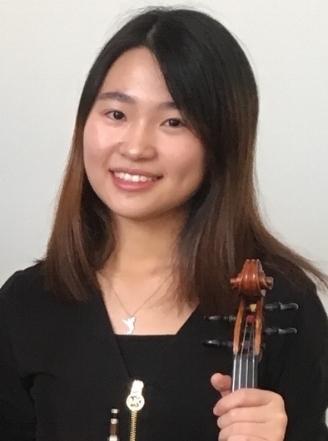 Felicia Chen, viola