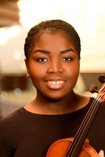 Akili Farrow, violin