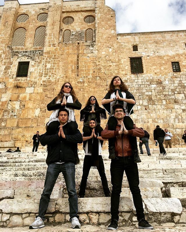 #israel #friends #birthright 🇮🇱❤️