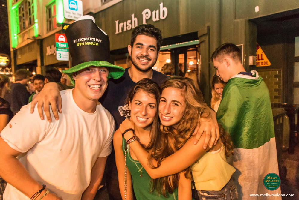 st patricks day at Molly Malones.jpg