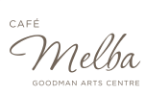 cafe melba goodman arts centre