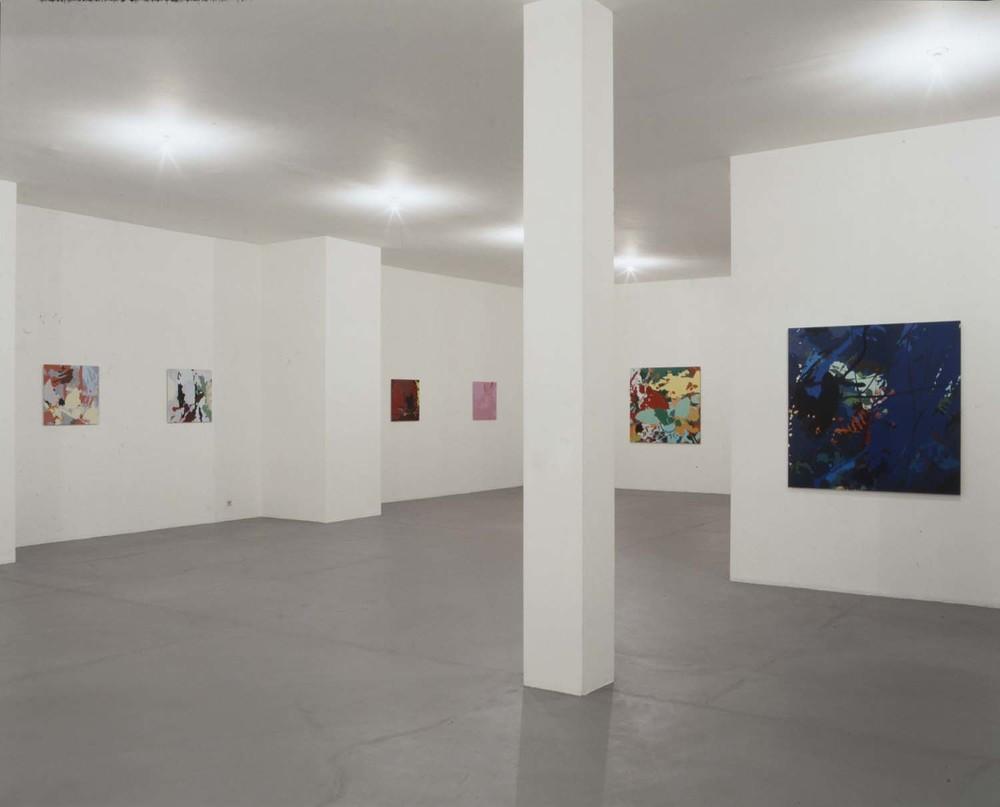 """Ingrid Calame"" Galerie Rolf Ricke, Cologne, Germany, 1998"