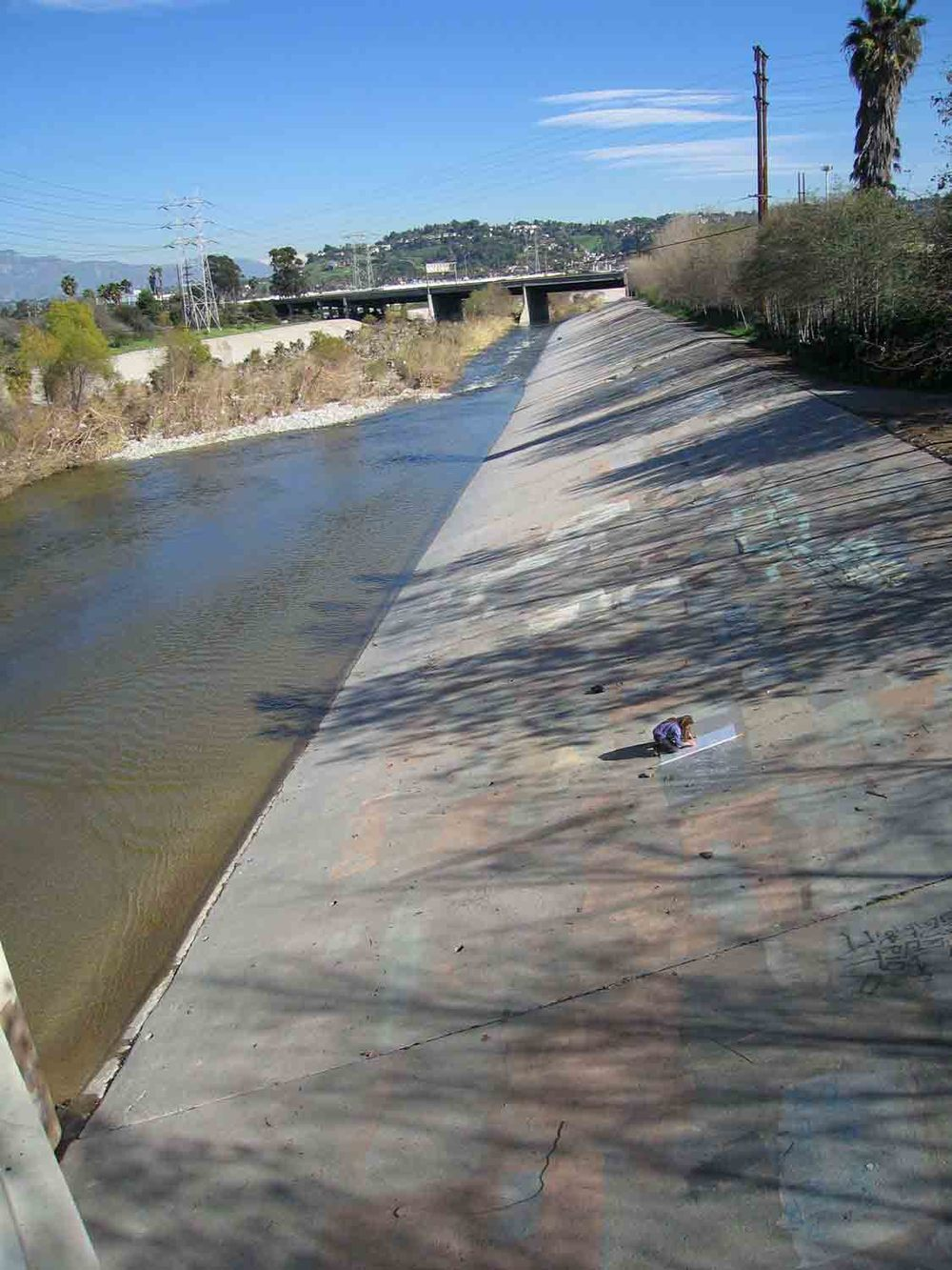 LA River, Los Angeles, CA, 2005