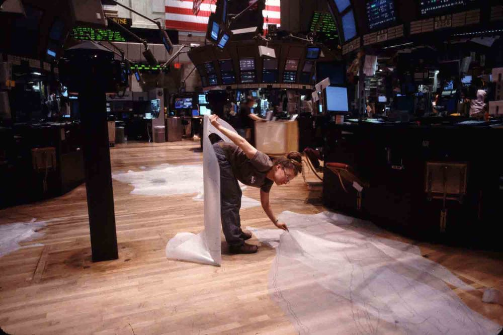 New York Stock Exchange, 2001