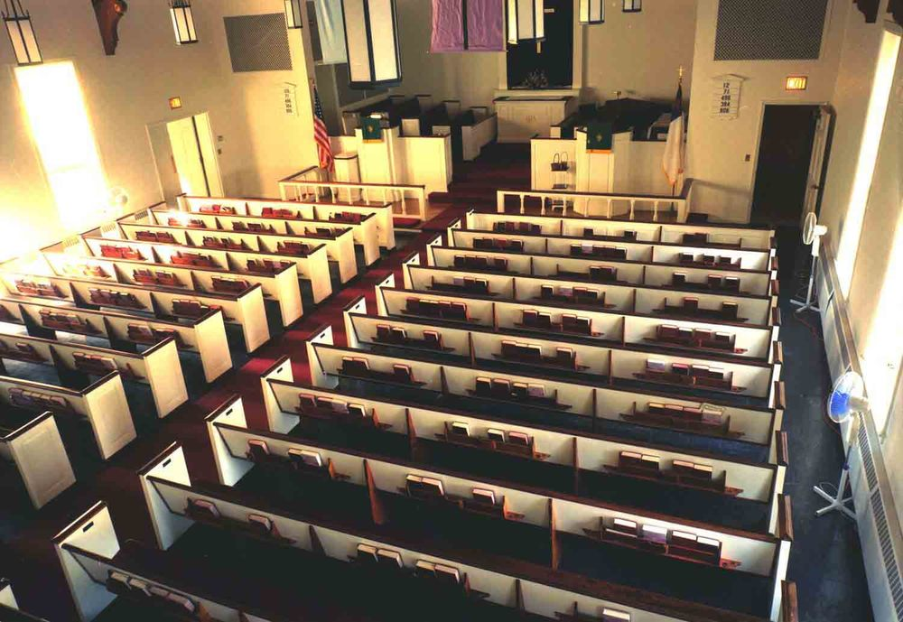 Ardsley United Methodist Church, Ardsley, NY, 2000