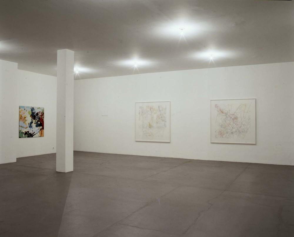 """Ingrid Calame,"" Galerie Rolf Ricke, Cologne, Germany, 1998"