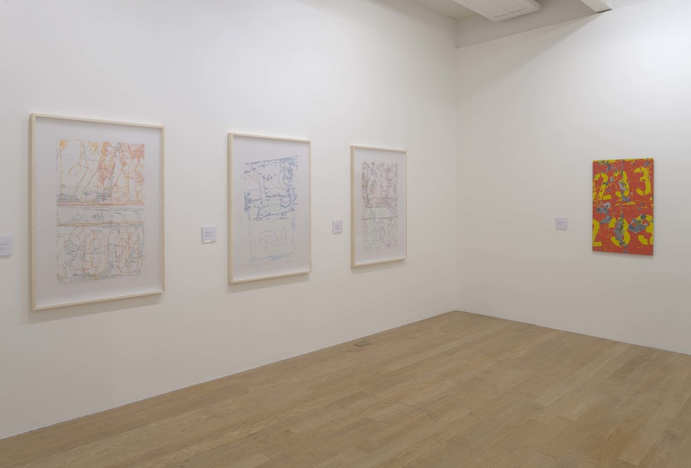 """Ingrid Calame: Trace,"" Fruitmarket Gallery, Edinburgh, Scotland, 2011"