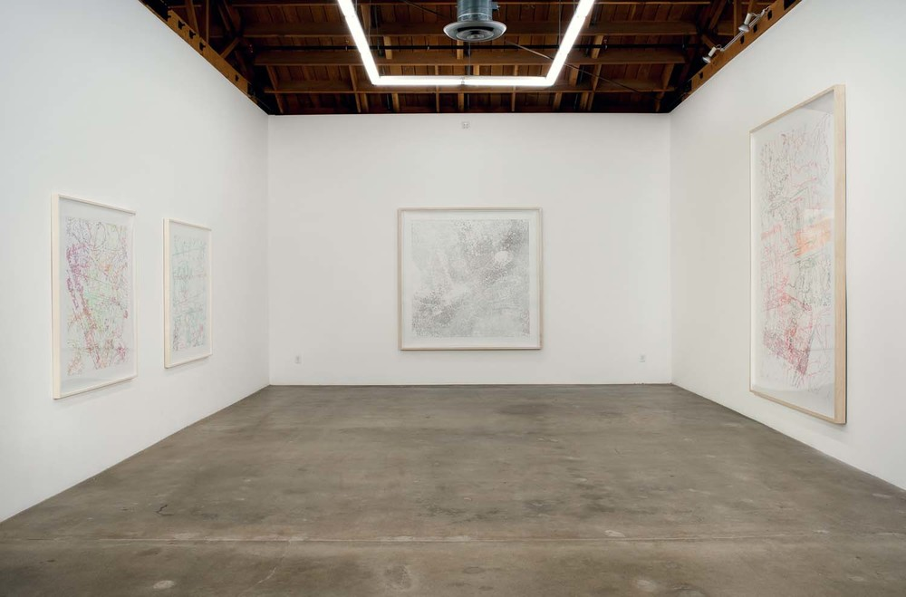 """From the LA River to Lackawanna,"" Susanne Vielmetter Los Angeles Projects, Los Angeles, CA, 2012"