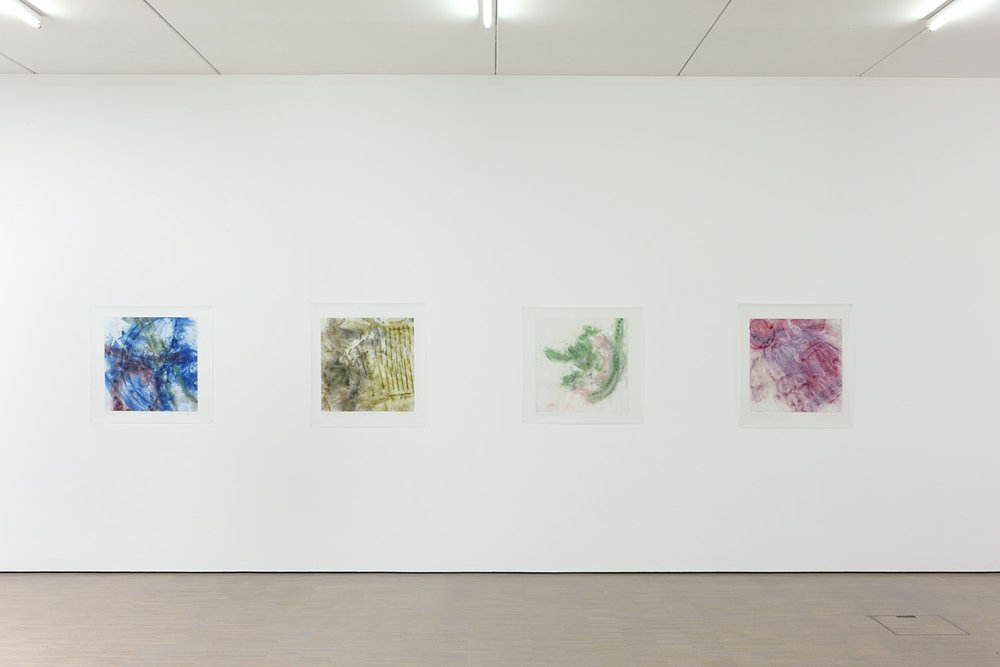 """Drawings from the Shtiftung Zollverein,"" Galerie Anke Schmidt, Cologne, Germany"