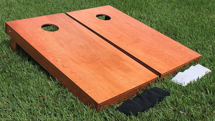 custom cornhole boards - Cornhole Sets