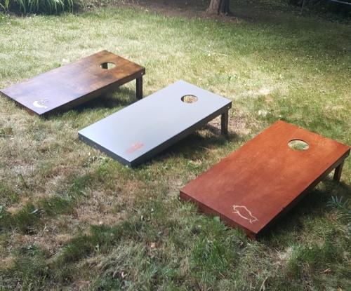 custom corn hole boards - Custom Corn Hole Boards