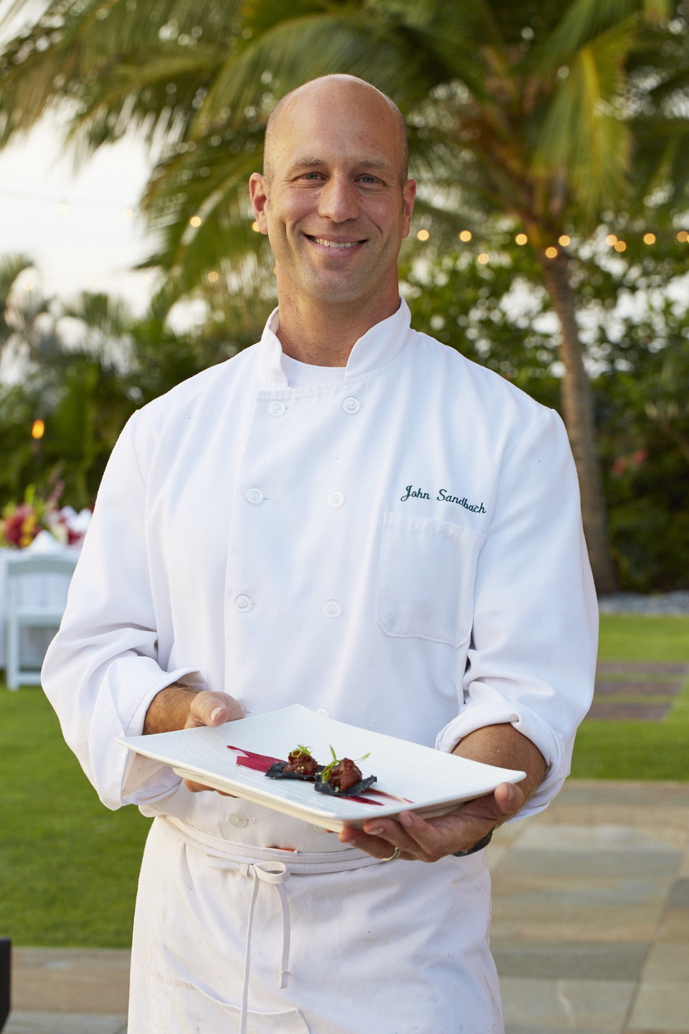 Best Maui Catering Chef Maui