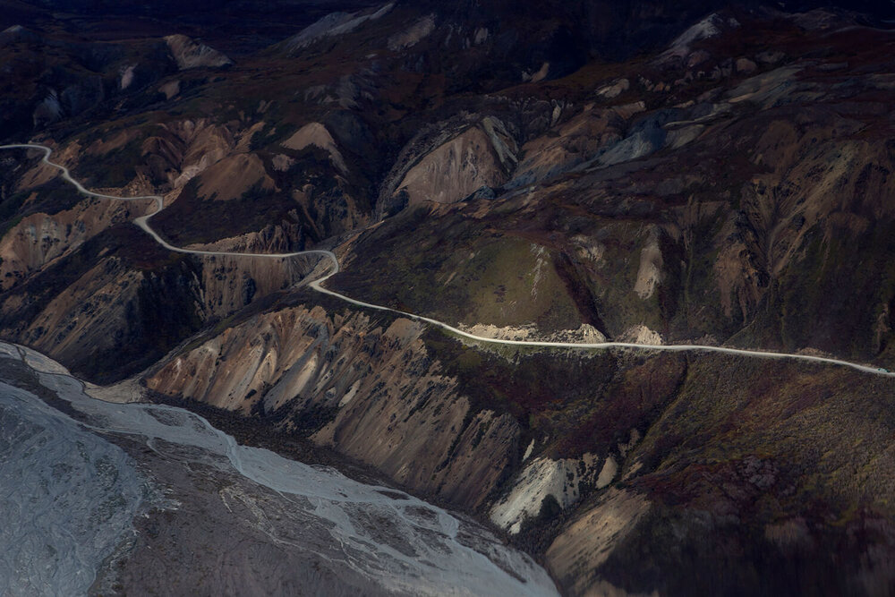 Denali National Park, Alaska © Gail Fisher