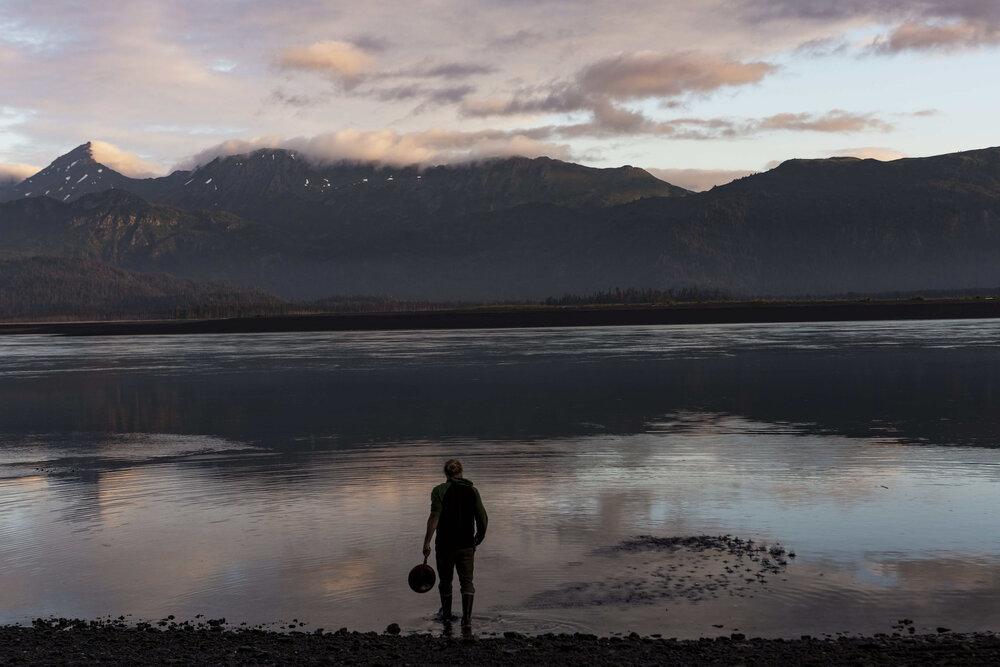 China Poot Bay, Homer, Alaska © Gail Fisher