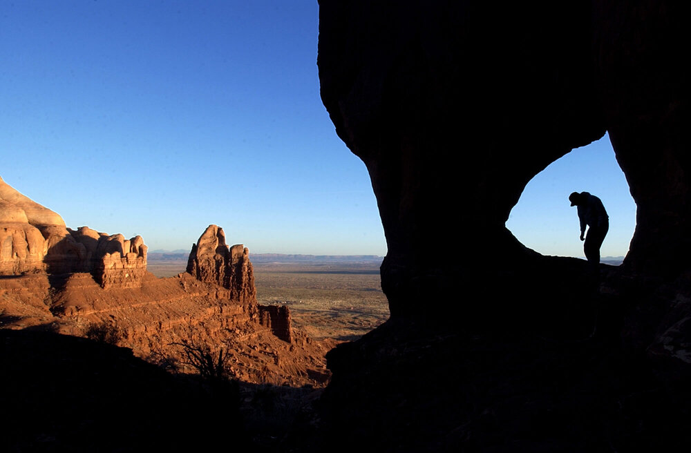 Monument Valley Navajo Tribal Park, AZ © Gail Fisher Los Angeles Times