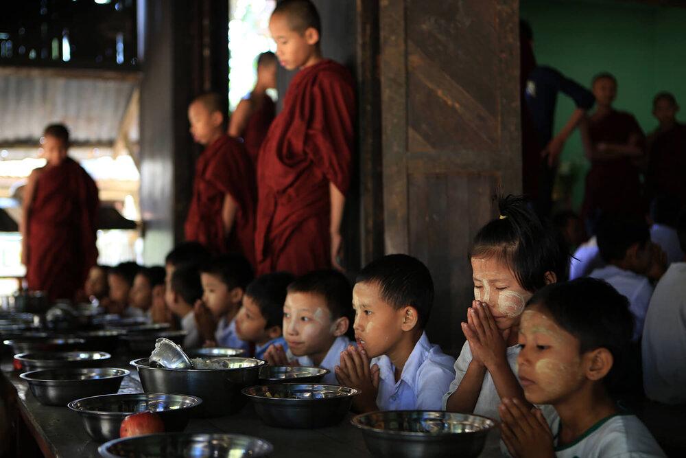 Taw Ku Gyi, Myanmar (Burma) © Gail Fisher for Los Angeles Times