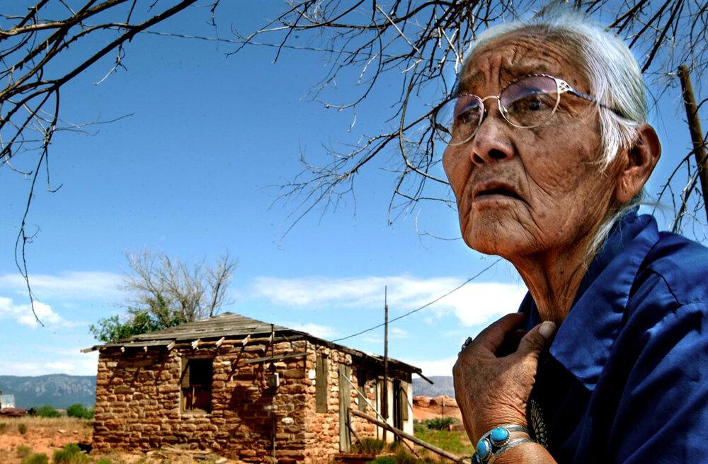 Oak Springs, Navajo Nation, Arizona © Gail Fisher Los Angeles Times