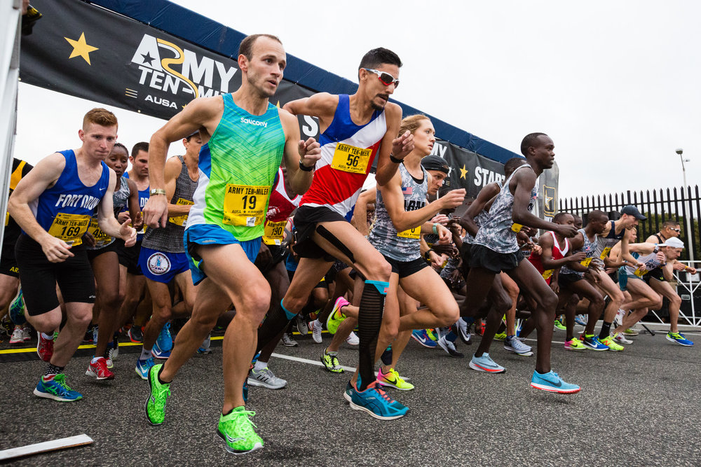 33rd Annual Army Ten-Miler