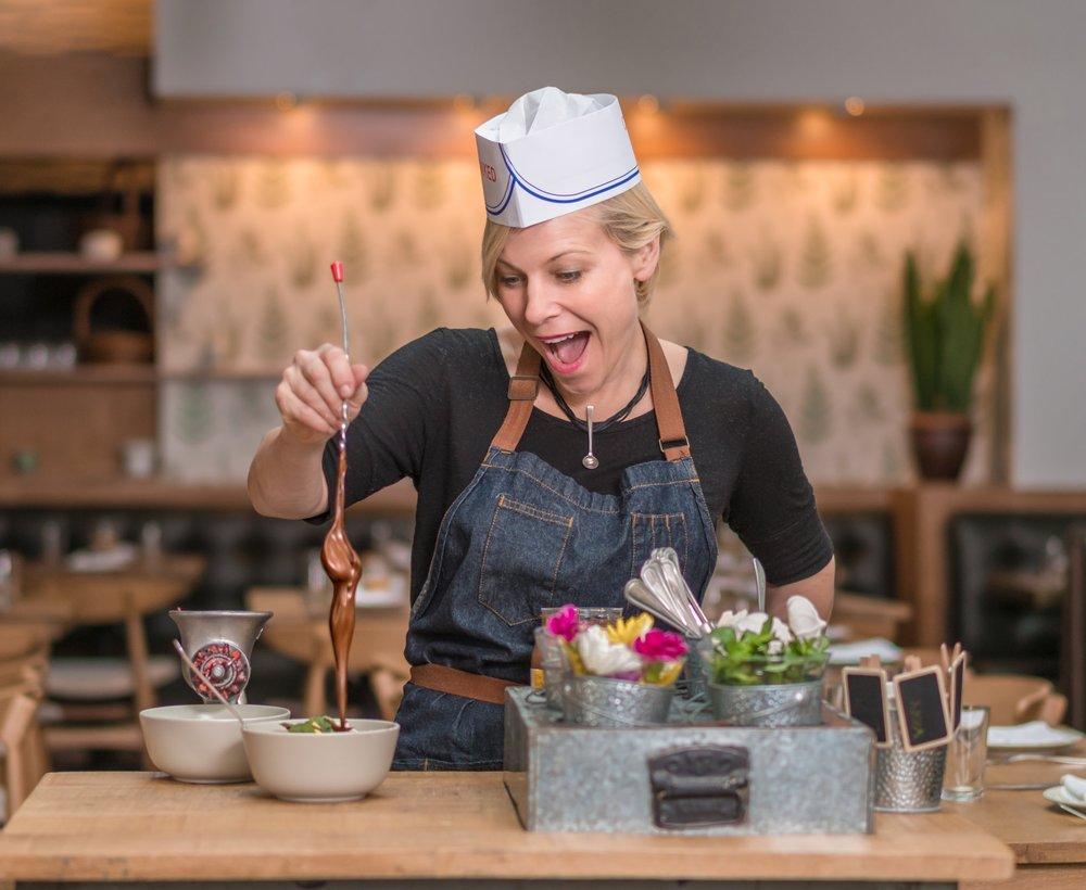 Chef Jill Davie