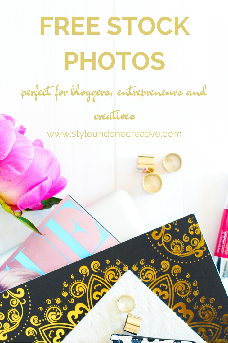 Free Stock Photos for bloggers, entrepreneurs and creatives by Style.Undone.Creative