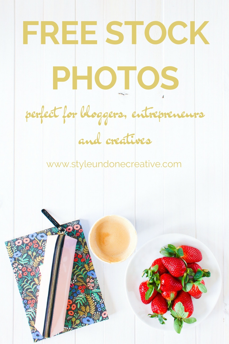 Free Styled Stock Photos for bloggers, entrepreneurs and creatives by Style.Undone.Creative