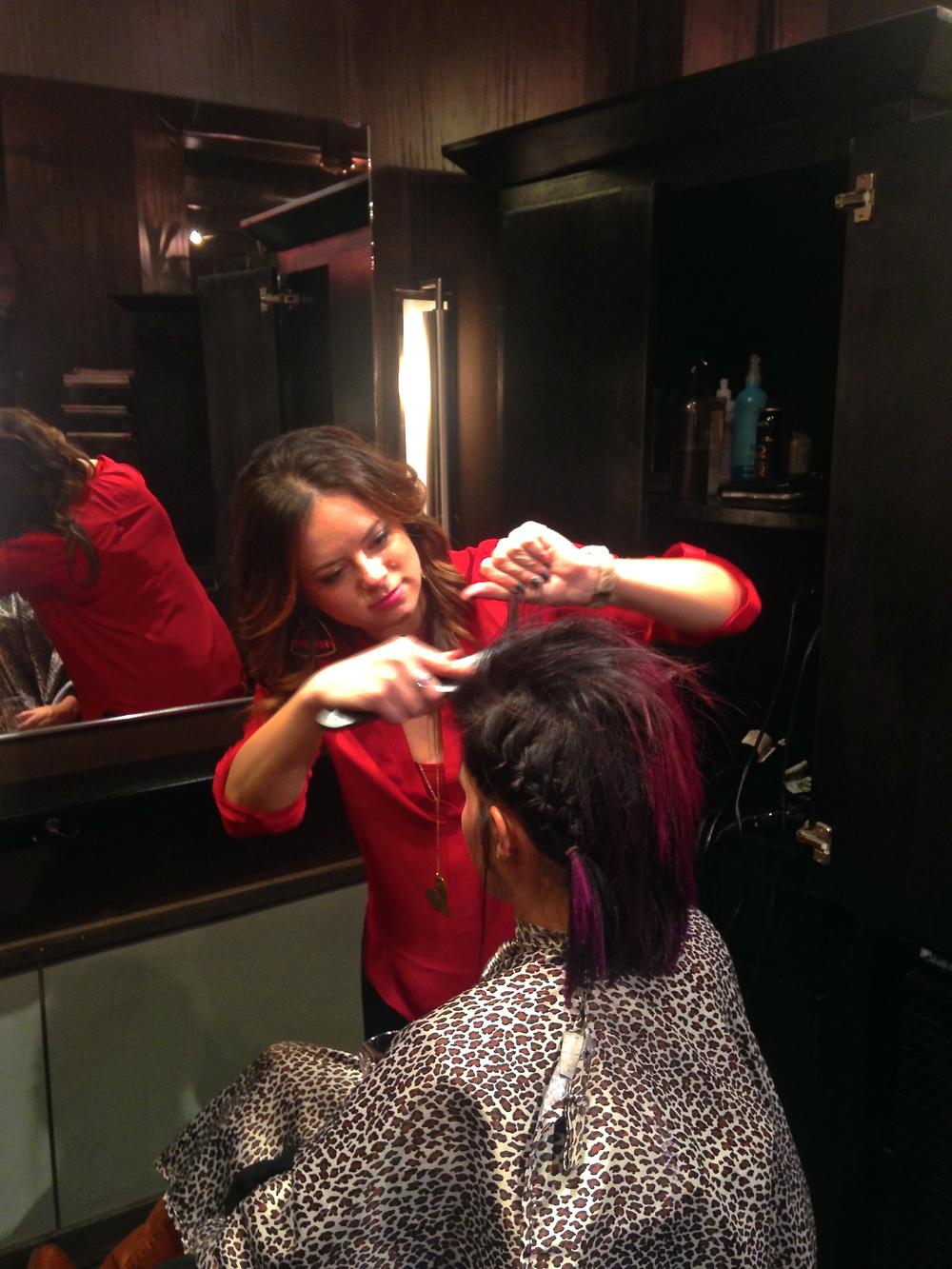 Chloe-hair-prep