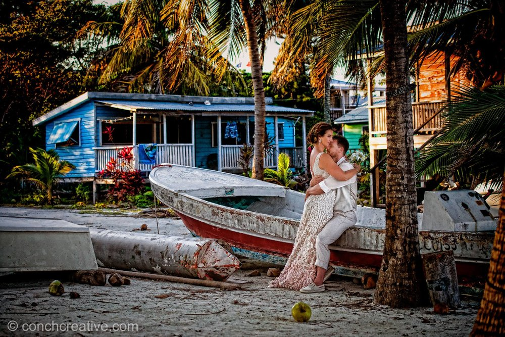Get Married on Caye Caulker