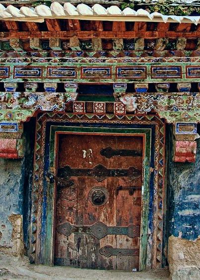 Old Gate, Tsogyal Latso
