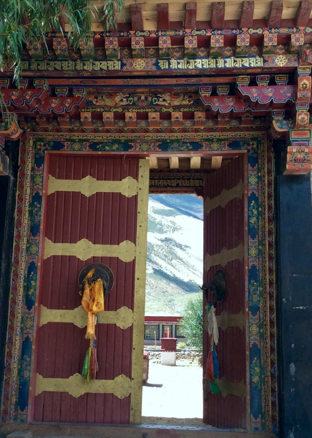 New Gate, Tsogyal Latso