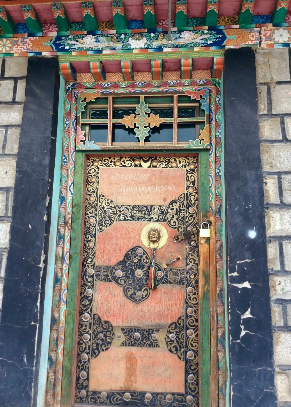 Decorative Window Grate, Samye