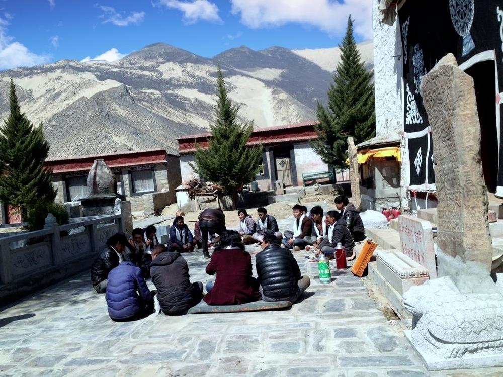 Community gathering