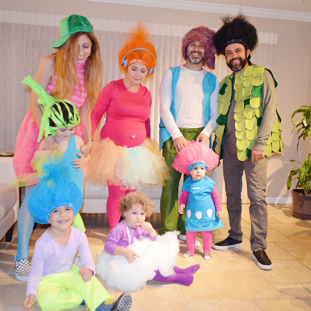 Left to right: cooper; dj suki; king peppy; branch; ASPEN HEITZ; PRINCESS POPPY; CREEK; CLOUD GUY